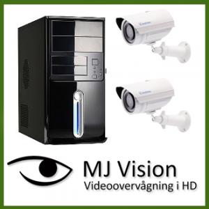 Møde med MJ Vision