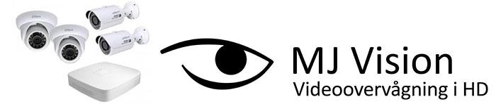 Basis overvågning fra mjvision